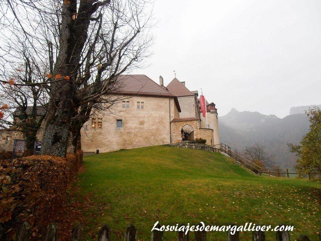 Castillo St Germain en Gruyeres - Los viajes de Margalliver